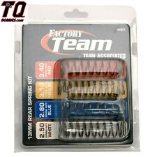 Team Associated 91077 Rear Shock Spring Kit 13mm SC10 Get it Fast with Track#