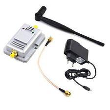 AMPLIFICATORE DI SEGNALE WIFI 2.4ghz Wireless - POTENZA 2w