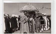 THE FEAST OF TIMCAT, ADDIS ABABA: Ethiopia postcard (C26875)