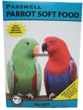 Passwell Parrot Soft Food 1kg Feeding Food Maintenance Supplement Seed ANC-755