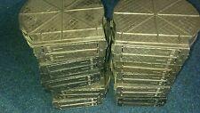10 Stück Mauerkasten für 5 m Gurtband Rolladen Zubehör Rollo LA 104 mm