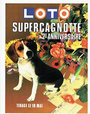Publicite Advertising 114 2001 Intermache Le Dernier Anniversaire En France Objets Publicitaires Autres