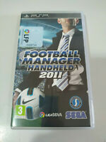 Football Manager Handheld 2011 - Jeu De Psp PLAYSTATION Edition Espagnole