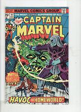 CAPTAIN MARVEL #41-45 SET