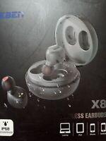 BEBEN X8 Bluetooth 5.0 True Wireless Earbuds Headphones IP68 Waterproof