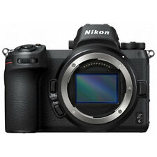 Nikon Z6 Mirrorless Digital Camera Body Only Japan Ver. New / FREE-SHIPPING