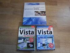 3xWindows Vista Home Premium-leicht-verständlich-praxisnah mit CD Lingen