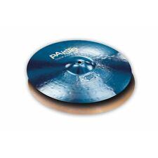 "Paiste Color Sound 900 Blue 15"" Heavy Hi Hat Cymbals/Brand New"