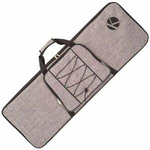 Kinsman Ultima Hardshell Electric Guitar Bag / Case - Grey KUEG8