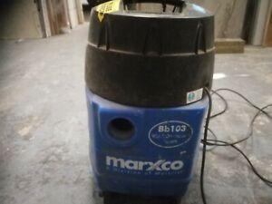 marxco wet dry vacuum cleaner