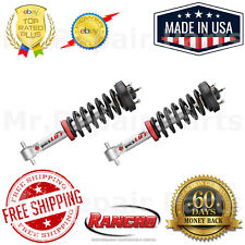 "Rancho RS999901 2.0"" Loaded QuickLIFT Front Complete Strut Assembly - Set of 2"