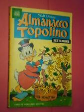ALBI D'ORO-WALT DISNEY-ALMANACCO TOPOLINO- n°237 b-settembre-DEL 1976 -MONDADORI