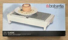 "Boxed Barbantia Double Burner Food Warmer ""Classic"" In Black & Silver"