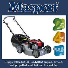 """Masport 700ST Self Propelled lawn mower, 150cc, 19"""" cut, 4.12km/hr"""