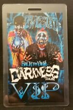 Twiztid - The Darkness Tour VIP Pass Tour insane clown posse backstage boondox