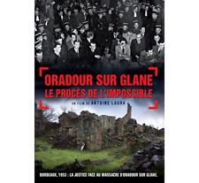 ORADOUR SUR GLANE, LE PROCES DE L'IMPOSSIBLE - DVD