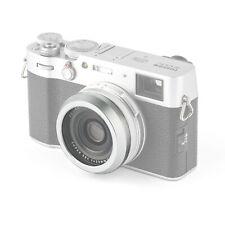 NiSi Optics USA - NiSi UHD UV for Fujifilm X100/X100S/X100F/X100T/X100V (Silver)