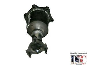 Catalytic Converter   DEC Catalytic Converters   NIS2599