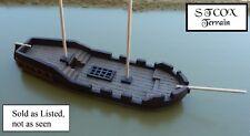 15mm 8 gun Merchant Pirate Napoleonic Ship