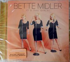 Bette Midler - It's The Girls! (CD 2014 East West/Warner Bros) NEW Sealed
