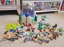 Toy Story Large Character Bundle & Space Rocket Buzz Lightyear Disney