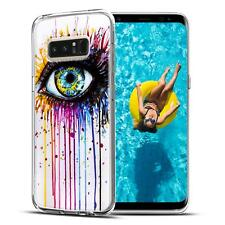 Phone Case Samsung Galaxy Note 8 Case Silicone Cover Backcover