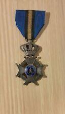 Medaille WO I Orde Leopold II gouden middenstreep 1914 1918