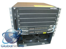 CISCO WS-C6506-E w/ 2x WS-SUP32-GE-3B, 2x WS-CAC-3000W - LIFETIME WARRANTY
