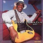 Long John Hunter - Ride with Me (CD, 1998, 10-tracks) >NEW<