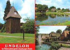 AK, Undeloh Lüneburger Heide, drei Abb., um 1985