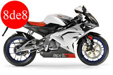 Aprilia RS 125 (2006) - Workshop Manual on CD