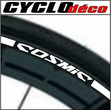 LISERET JANTE VELO stickers autocollant COSMIC CINTAS RIM STRIPES 40 COLORS