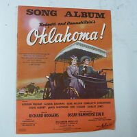song album OKLAHOMA ! Rodgers and Hammerstein