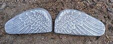 concrete angel wings plastic mold plastic concrete mold plaster mould