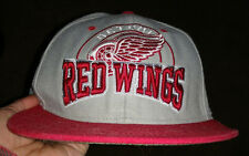 Detroit Red Wings Cap Hat Snapback 47 Brand