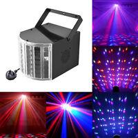 RGBW 6LED Sound Active DMX512 Light Stage Effect Lighting Club DJ Disco PartyBar