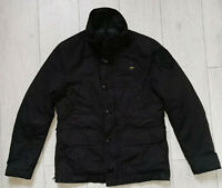 "Blauer USA ""M"" Black Mens Jacket Herren Jacke"