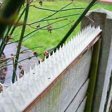 10 x FENCE WALL SPIKES ANTI CLIMB SECURITY SPIKE CAT BIRD REPELLENT DETERRENT