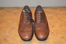 Zapatos informales de hombre marrones Geox