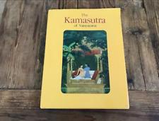 The Kamasutra of Vatsyayana by Mallanaga Vatsyayana Hardback Book