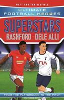 Rashford/Dele Alli (Ultimate Football Heroes) by Oldfield, Matt & Tom, NEW Book,