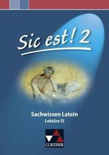 Sic est! / Sic est! Sachwissen Latein 2