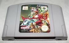 Dual Heroes Nintendo 64 N64 PAL