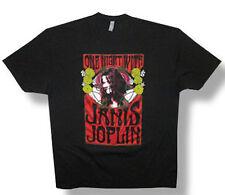 Janis Joplin-One Night With Janis Joplin-XXL Black T-shirt