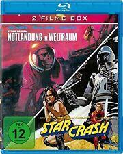 Robinson Crusoe on Mars & Star Crash - Blu-Ray Disc - Double Feature -