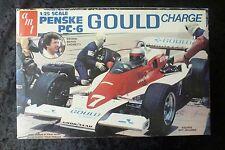 AMT Penske PC-6 Gould carica auto da corsa MARIO ANDRETTI Kit Modellino in scala 1/25