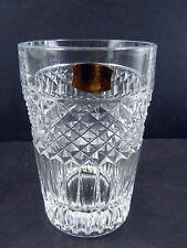 """Val Saint Lambert LEGRAND High Ball Glass 4 3/4"""" Tall"""