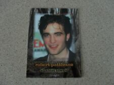 N.A.T (nuts about twilight) TWILIGHT - All about Edward AAE-1 trading card RARE