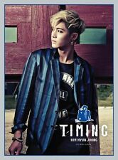 Kim Hyun Joong 4th Mini TIMING feat.Kanto & Phantom 김현중