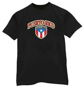 Puerto Rico Rican flag shirt Numero Uno T-shirt